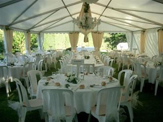 receptions in provence mas du magnolia - Mariage Mas Provencal